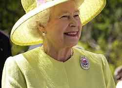 Güçlü Olan Haklıdır, Kraliçe Elizabeth