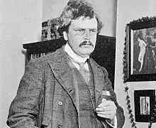 Mutluluğun Resmi, Gilbert K. Chesterton